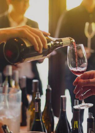 Dégustations de vins privée ou professionnelle