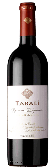 Tabali Reserva Especial Chile Limari Valley DO 2012 75cl