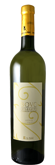 Bovo Catarratto Chardonnay Sicilia IGP 2016 75cl