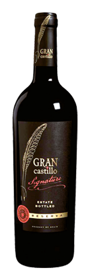 Signature Gran Castillo Reserva Valencia DO 2013 75cl