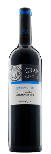 Tempranillo Gran Castillo Valencia DO 2017 75cl