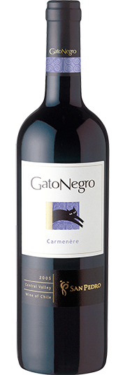 Gato Negro Carmenere Central Valley Chile 2016 75cl
