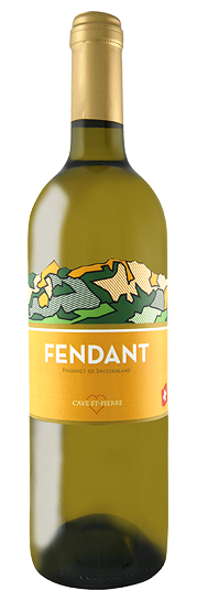 Alpes Fendant du Valais AOC 2017 75cl