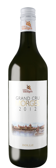 Morges Grand Cru La Côte AOC 2018 75cl