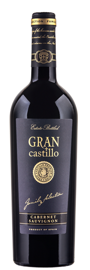 Cabernet Sauvignon Gran Castillo Family Selection Valencia DO 2017 75cl
